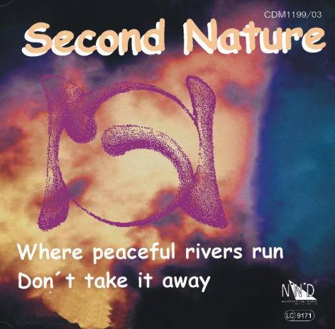 Second Nature CD-Maxi